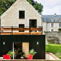 Chez Laurence du Tilly - L'annexe