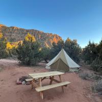 Valhalla Campground South Zion