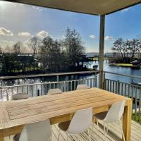 Lake side apartement near Amsterdam