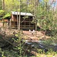 Bear Pause- Cherry Log GA, hotel in Blue Ridge