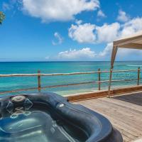 Hawaii Oceanfront Beach House Paradise on the Beach Family Activities, hotel in Haleiwa