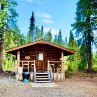 Carlo Creek Cabins, hotel v destinaci McKinley Park