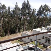 Acogedor departamento con una increíble vista, hotel em Quito