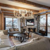 Penthouse Best View - Les Chalets COVAREL