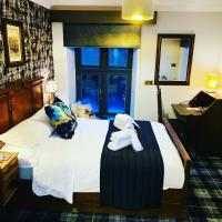 The Old Mill Inn, hotel in Forres