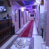 hotel africa zaida, hotel in Zaida