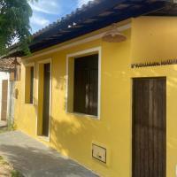 Casa Amarela - Praia de Baixio