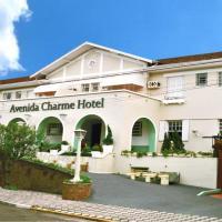Avenida Charme Hotel, hotel em Águas de São Pedro