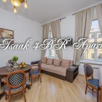 St Isaak 4BR Apartment