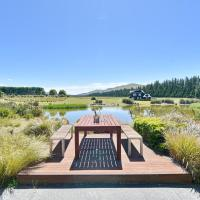 Cedarwood - Christchurch Holiday Homes, hotel in Windwhistle