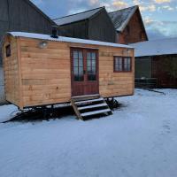 The Shepherds Retreat - Luxury Shepherds Hut