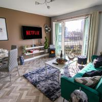 Monea Apartment with Free Parking, Balcony and Smart TV with Netflix by Yoko Property