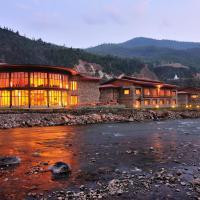 Terma Linca Resort & Spa, hotel in Thimphu