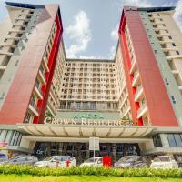 Collection O 30 Amega Crown Sub, hotel near Juanda International Airport - SUB, Surabaya