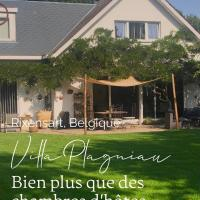 Villa Plagniau