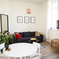 Homefeeling flat toplocation Antwerp