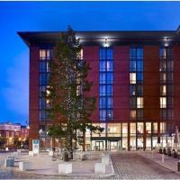 Hilton Garden Inn Birmingham Brindley Place, hotel in Birmingham