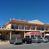 Pensión Egea II, hotel in Puerto de Mazarrón