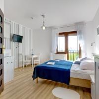 Pensjonat Riwiera, hotel in Krynica Morska
