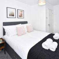 We're open! Oxford House - lovely property, sleeps 7 max with sofa bed!