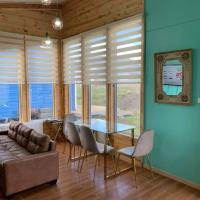 Cabañas Arte Brisa, hotel in Puerto Natales