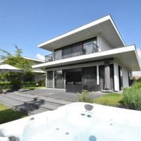 Modern Villa in Harderwijk with Sauna and Jacuzzi