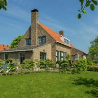 Rustic Holiday Home In Westkapelle With Private Garden