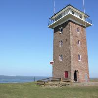Heritage Coast Guard Station Holiday Home in Huisduinen