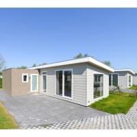 Brand new chalets at 10 minutes from the Oosterschelde