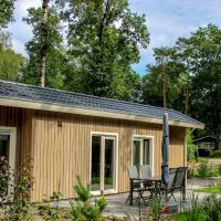 Cozy chalet with AC, located on the Veluwe