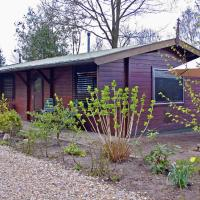 Tidy chalet with a microwave, in the Achterhoek