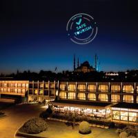 Kalyon Hotel Istanbul, hótel í Istanbúl
