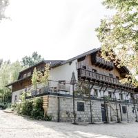 Gasthaus Am Ödenturm, hotel v destinaci Chammünster