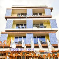 Hotel Sagar Kanya International, hotel in Puri