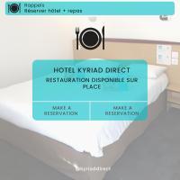 Kyriad Direct Marseille Ouest - Martigues, hôtel à Martigues