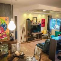 Apto Moderno, Confortável & Bem-localizado