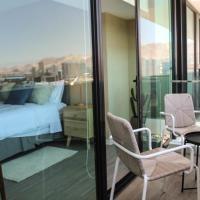 Espectacular Departamento Nuevo de 1 Dorm en mejor proyecto de Antofagasta Servicio HOM 1008