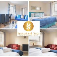 Great Value , Sensational Stay Serviced Accommodation Aberdeen 3 Bedroom Apartment - Powis Circle