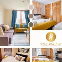 2 Bedroom Apt , Sensational Stay Serviced Accommodation Aberdeen- Middlefield Place