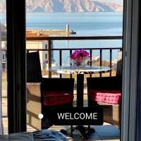 Beautiful sea view Danijela, hotel in Senj