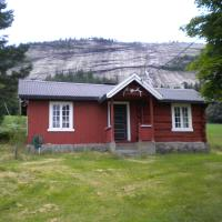 Charming 1-Bed Cottage on farm in Fyresdal, hotel in Fyresdal