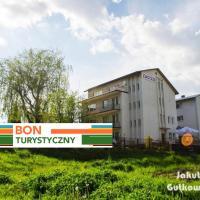 Zajazd Zacisze, hotel in Rymanów-Zdrój
