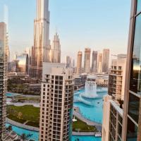 BellaVista 2 Bedroom Apartment Burj Khalifa Fountain Views