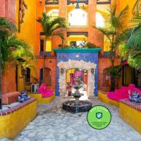 Hacienda Maria Bonita Hotel, hotel en Playa del Carmen