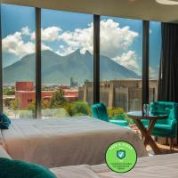 Hotel Kavia Monterrey, отель в городе Монтеррей