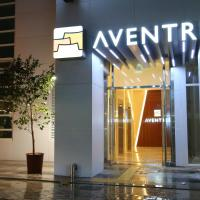 Aventree Hotel Busan, hotel in Busan