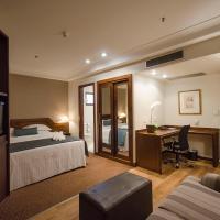 Estanplaza Paulista, hotel a São Paulo