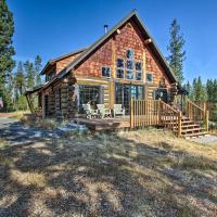 Snow Pine Retreat - Secluded 5-Acre Escape!, hotel v destinaci Crescent