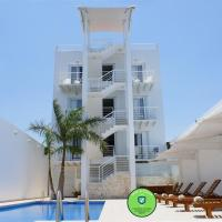Terracaribe Hotel Boutique, hotell i Cancún