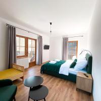 Willa Szeligówka – hotel w mieście Nowe Bystre